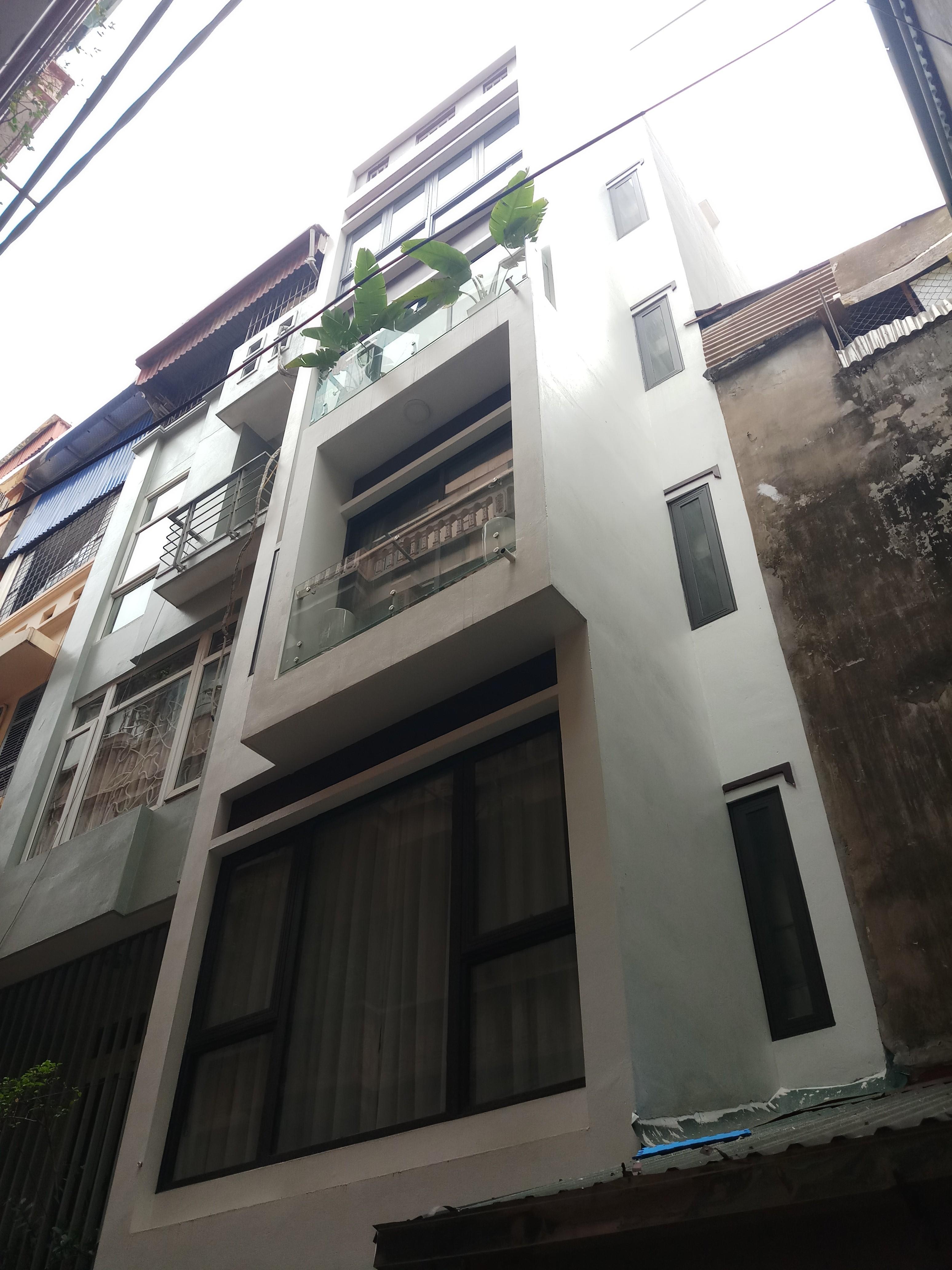 Công trình nhà ở Phố Thái Hà - Đống Đa