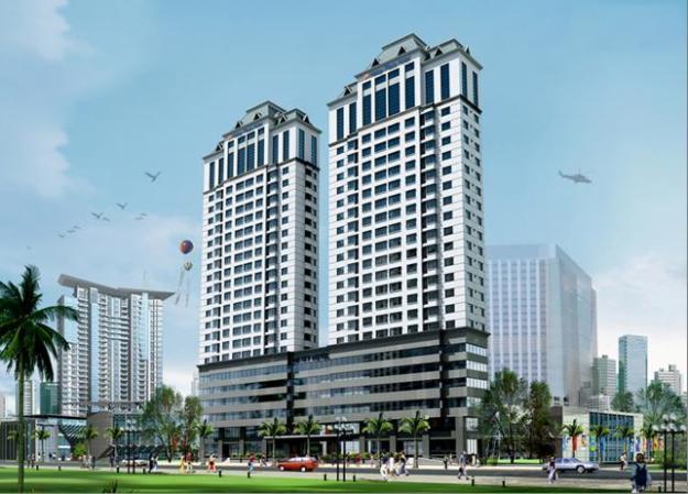 Dự án chung cư số 7 Trần Phú - Hà Đông