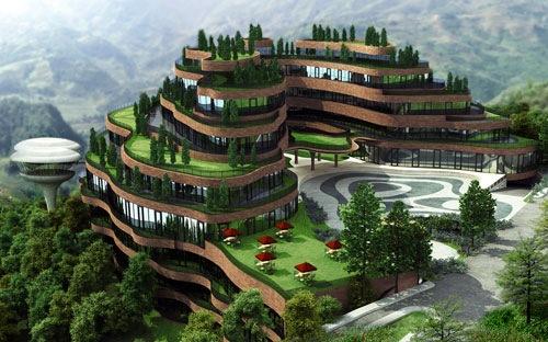 Dự án khách sạn Quốc tế Đông Dương Sapa